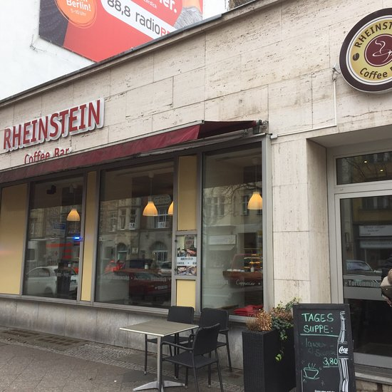 Rheinstein Coffee Bar Berlin Friedenau Restaurant Bewertungen