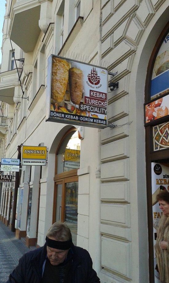 Istanbul Kebab Prague Na Porici 10386
