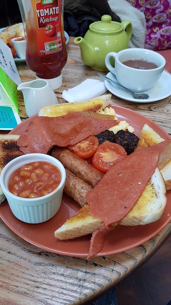 Good Vegetarian Restaurants Liverpool