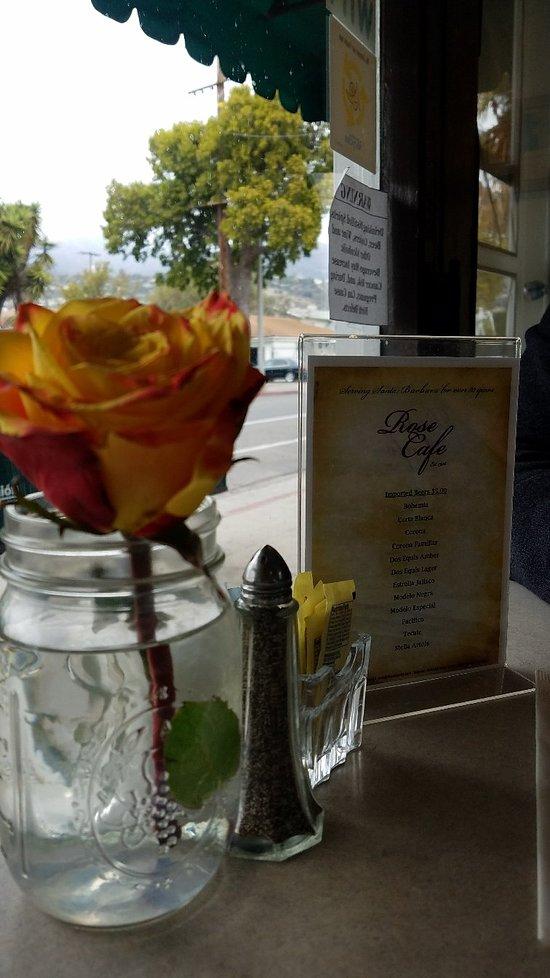 Rose Cafe Santa Barbara Hours