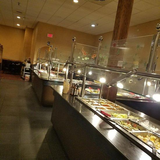 Restaurant Reviews Photos: Asian Fusion Buffet, Howell