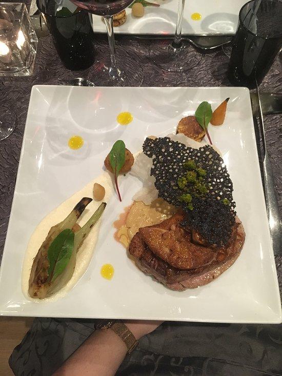 Le saint sauvage toulouse restoran yorumlar tripadvisor for Le saint sauvage toulouse