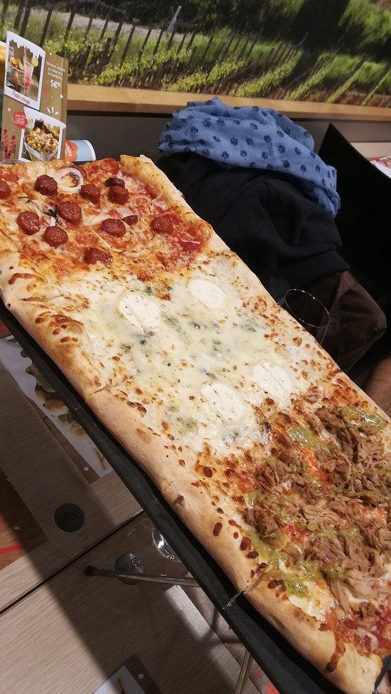 pizza pai villeneuve d 39 ascq c c auchan restaurant avis num ro de t l phone photos. Black Bedroom Furniture Sets. Home Design Ideas
