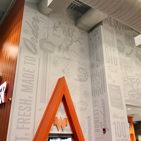 Whataburger, San Antonio - 1 At and T Center Pkwy