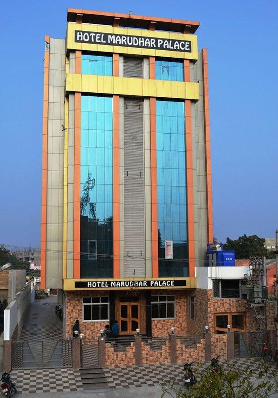 Hotel Marudhar Palace