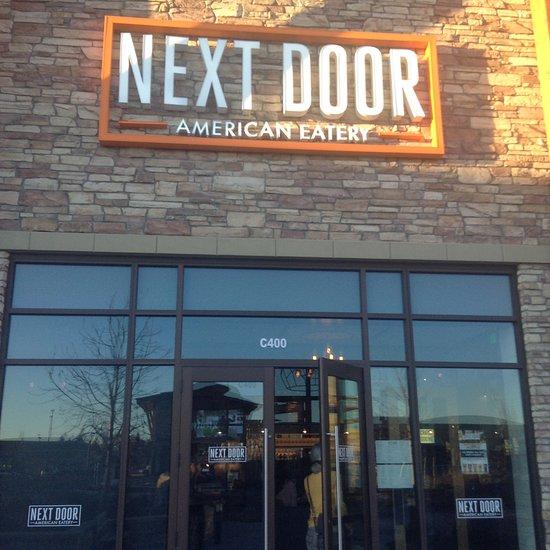 Next Door American Eatery Longmont Menu Prices