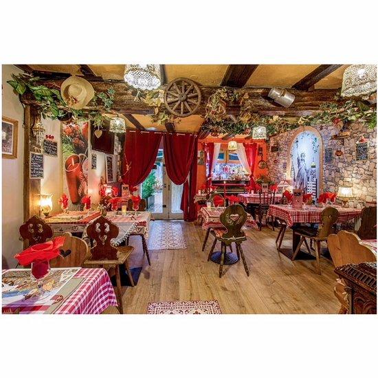 Elsass Karte Colmar.La Petite Alsace Colmar 9 Rue Du Rempar Restaurant Reviews