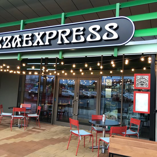 Pizza Express Rushden R2 The Boardwlk Updated 2020