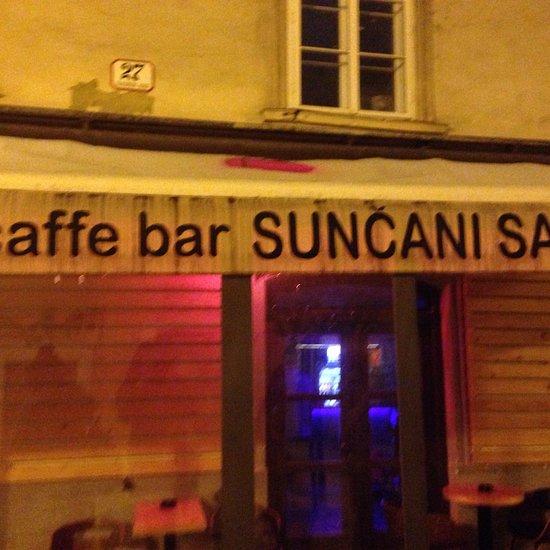 Caffe Bar Suncani Sat Zagreb Restaurant Reviews Photos Phone