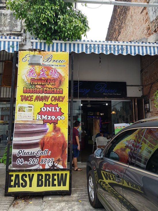 Easy Brew Cafe Penang Review