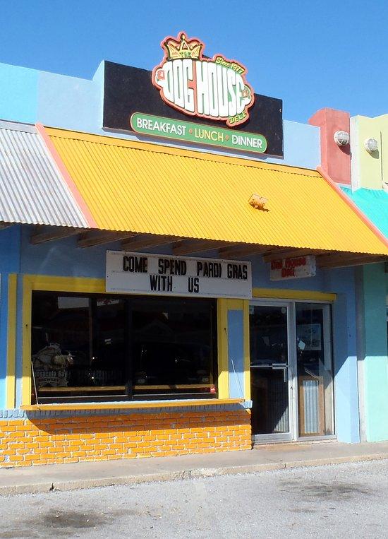 Dog House Deli Pensacola Beach Menu Prices