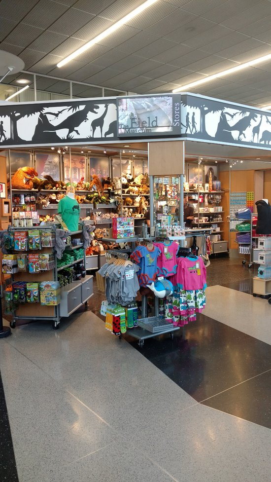 The Field Museum Store