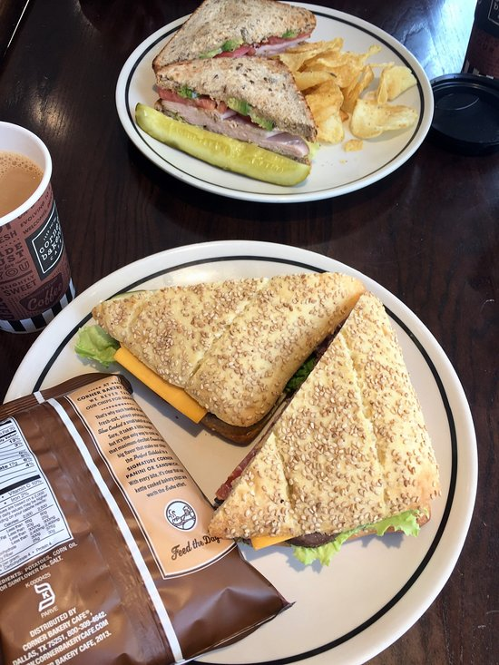 Corner Bakery Cafe  Nw Th St