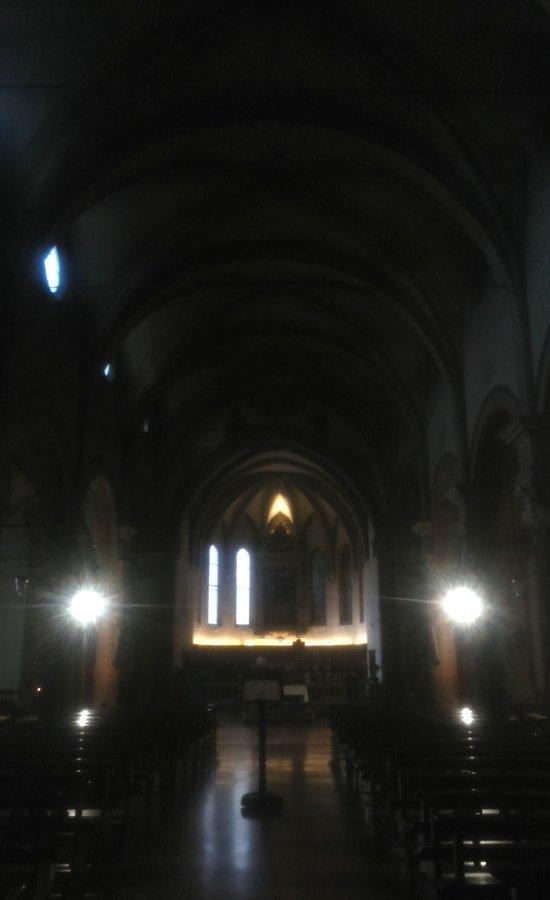 Risalente al di fuori della vostra Chiesa