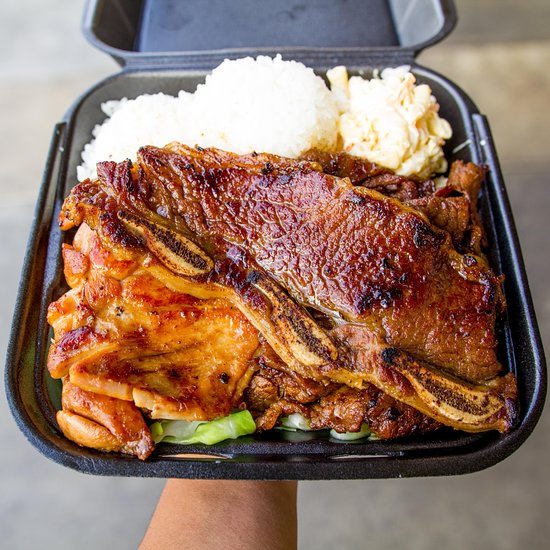 Ono Hawaiian Bbq Culver City Restaurant Reviews Photos