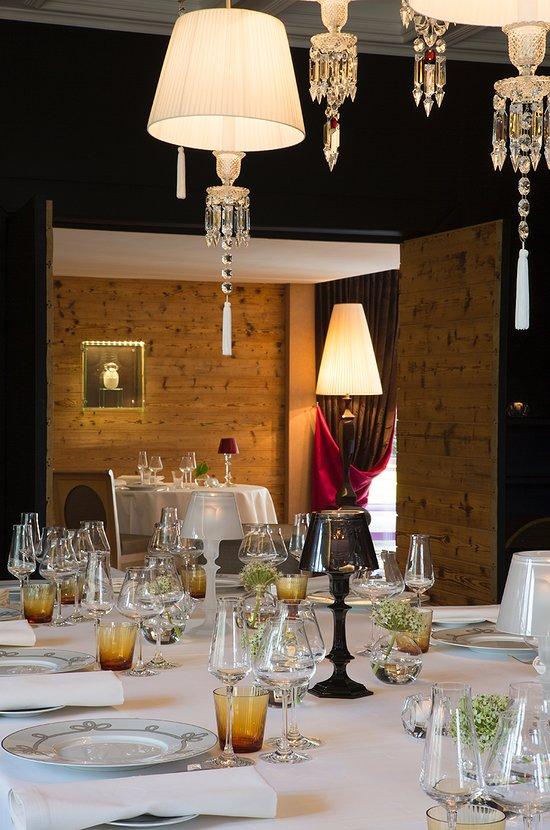 La fourchette des ducs obernai restoran yorumlar for Salon baccarat