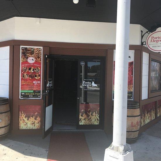 Porto Alegre Brazilian Grill Miami Restaurant Reviews
