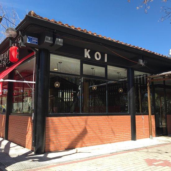 imagen Restaurante Koi en Talavera de la Reina