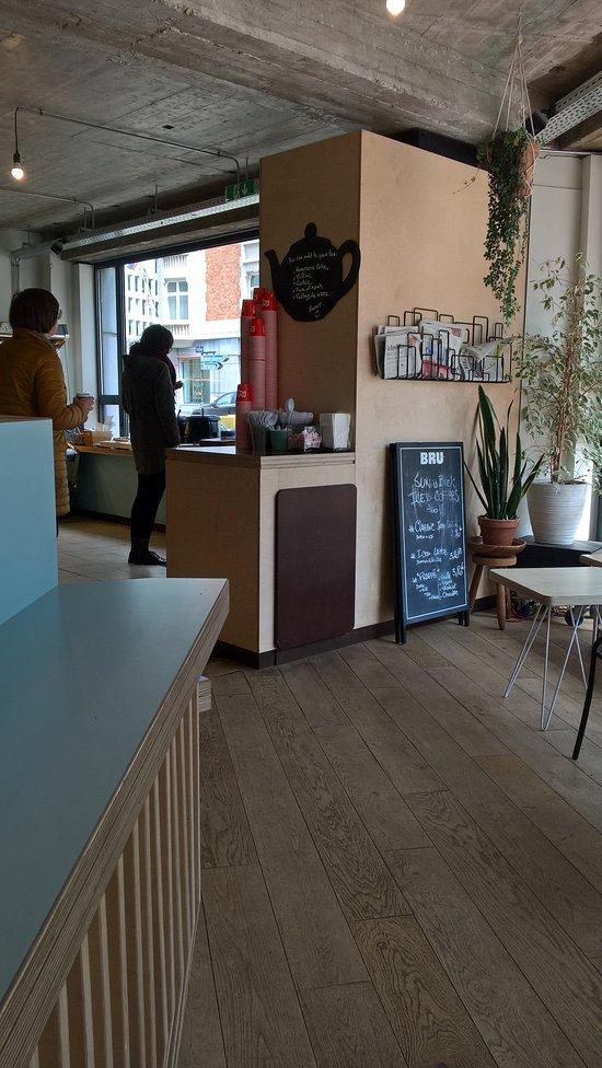 Pulp bruxelles rue du luxembourg 4 restaurant avis num ro de t l phone photos tripadvisor - Restaurant rue des bains luxembourg ...