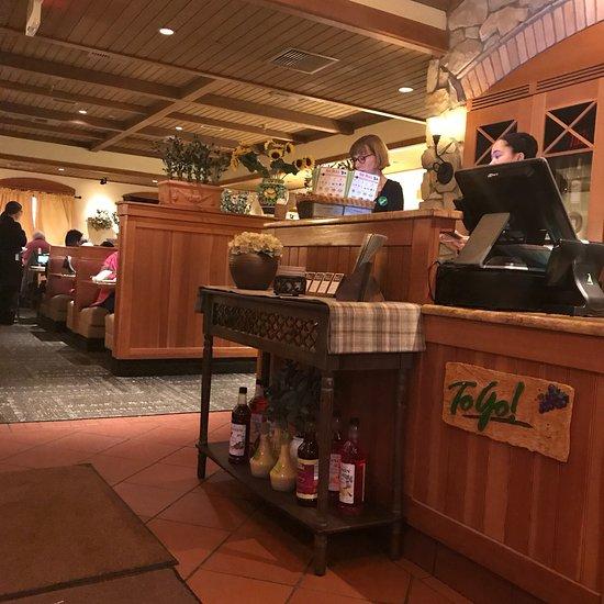 Olive Garden Italian Kitchen Liberty Menu Prices Restaurant Reviews Tripadvisor