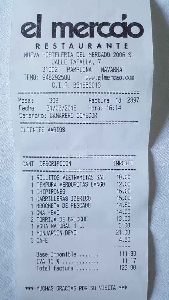 El Mercao, Pamplona - Fotos, Número de Teléfono y Restaurante ...