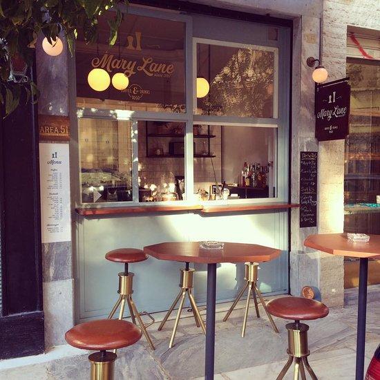 Mary Lane Coffee Drinks Athens Restaurant Reviews Photos