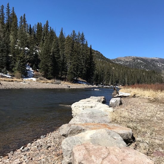 Conejos River Anglers - Cabins