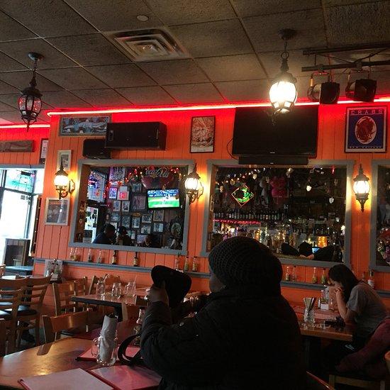 Restaurant Reviews Photos: Bayou Restaurant, Mount Vernon