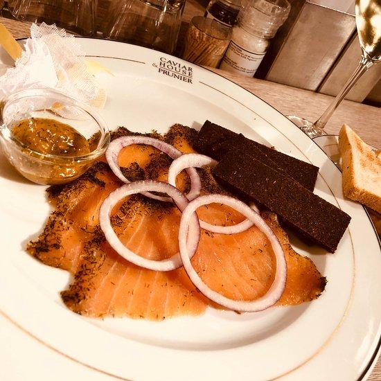Caviar House & Prunier Geneve, Geneva - Restaurant Reviews