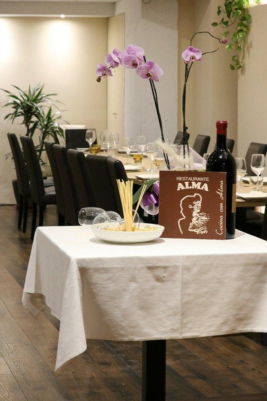 Restaurante Alma, Valencia - Fotos, Número de Teléfono y ...