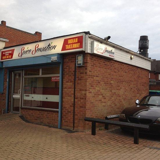 Spice Sensation Coventry Menu Prices Restaurant