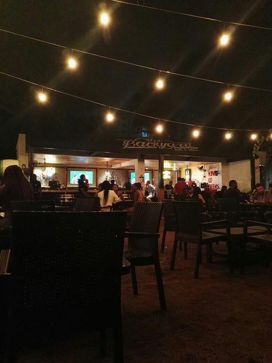The Backyard Bar & Grill, Lagos - Restaurant Reviews ...