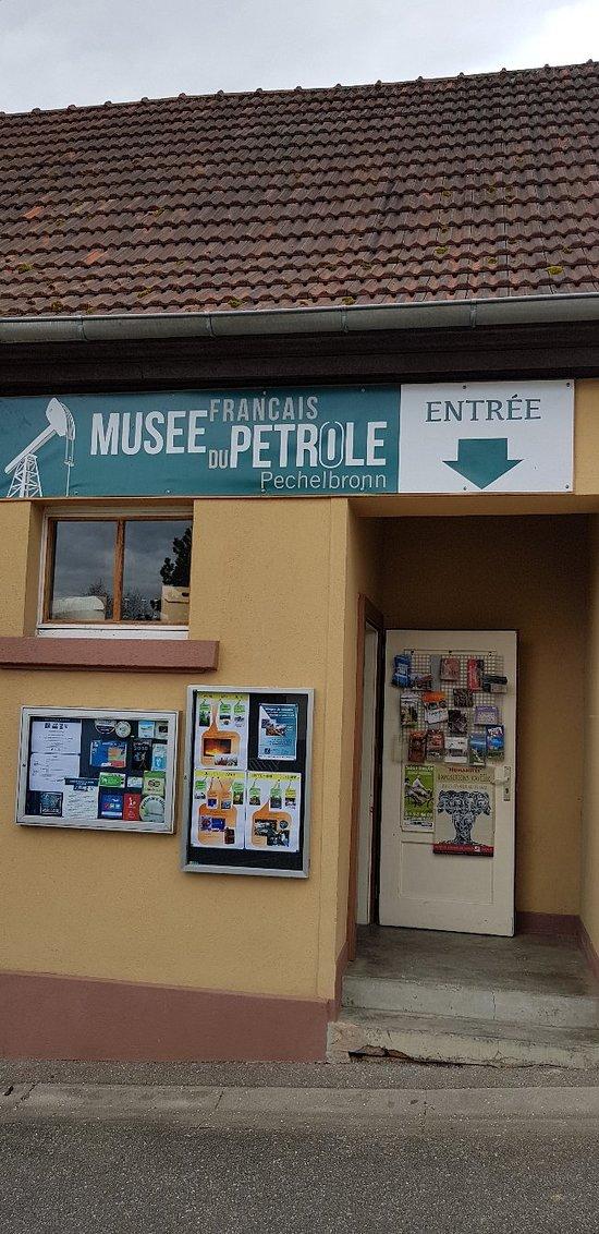 Musee Francais du Petrole
