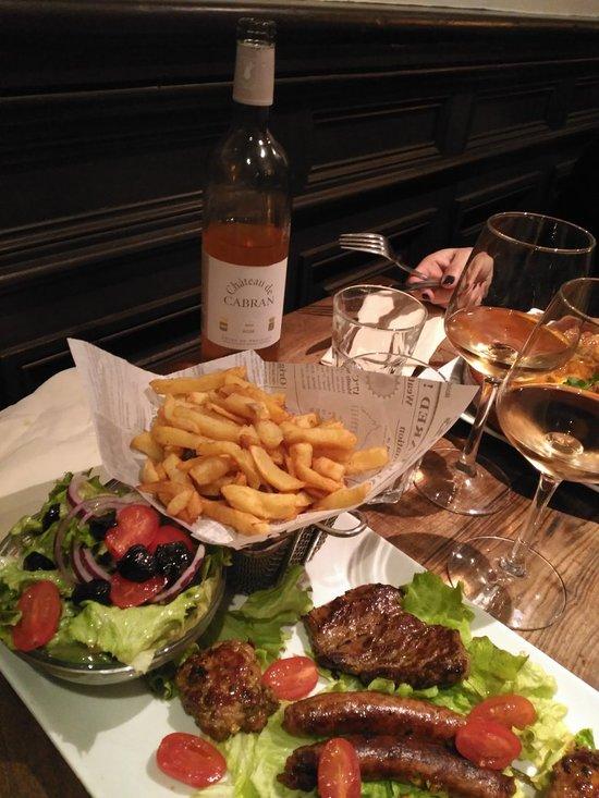 Tripadvisor Restaurant L Entrevue Arles