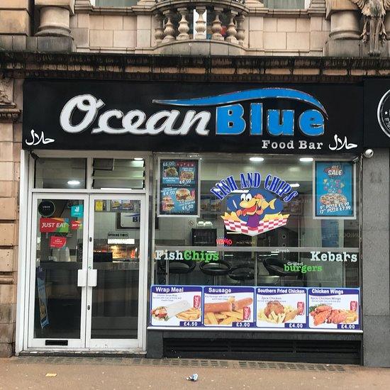 Ocean Blue Food Bar Leicester Restaurant Reviews Photos