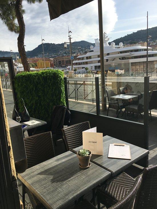 le lunel nice port restaurant avis num ro de t l phone photos tripadvisor. Black Bedroom Furniture Sets. Home Design Ideas