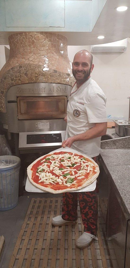 Pizzeria Benvenuti Al Sud