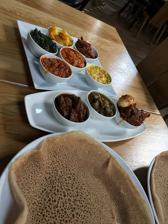 afrikansk mat stockholm