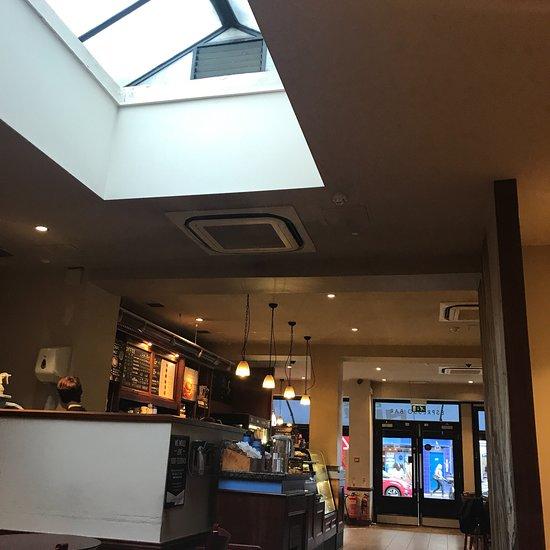 Caffe Nero London 120 122 Ladbroke Grv Notting Hill