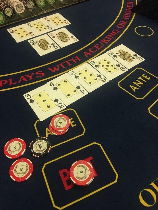 в казино минск охранник