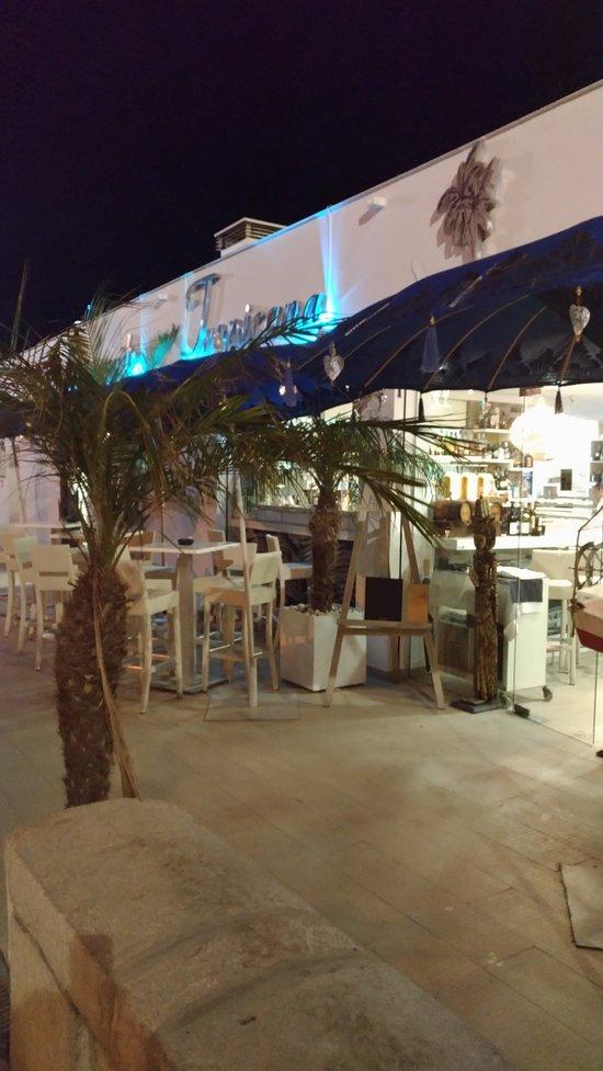 Chiringuito Tropicana, Málaga - Playa de la Malagueta - Fotos ...
