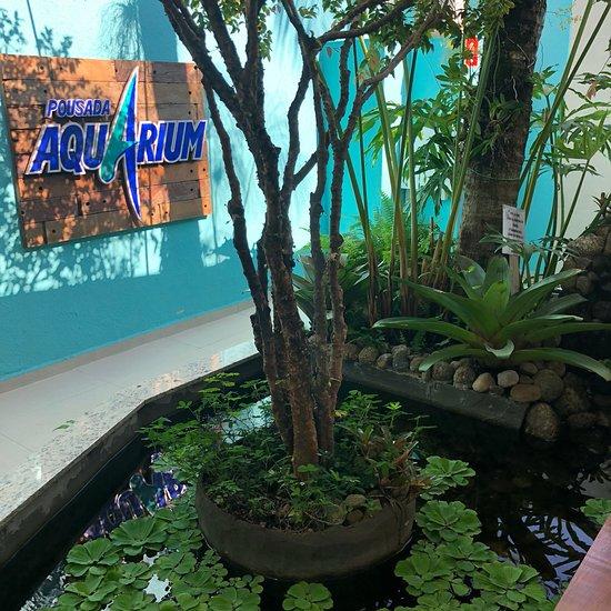 Pousada Aquarium