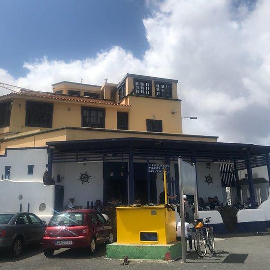 El Atlante de San Cristobal, Las Palmas de Gran Canaria ...