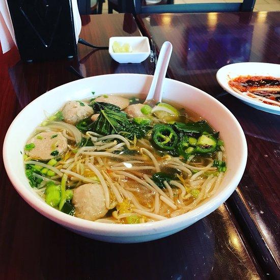 Buckeye Pho Asian Kitchen Columbus Restaurant Reviews