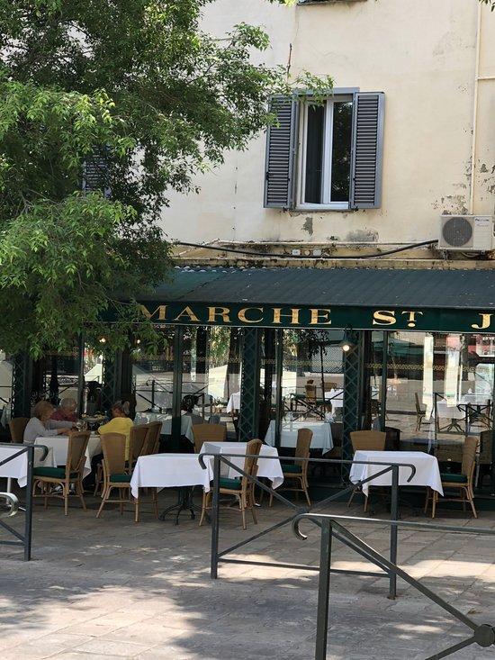 La table du marche corsica restaurantbeoordelingen - Restaurant la table du grand marche tours ...