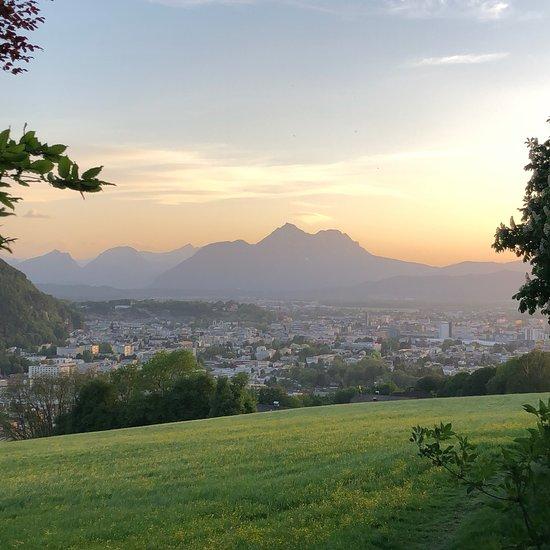 Schone Aussicht Salzburg Restaurant Reviews Photos
