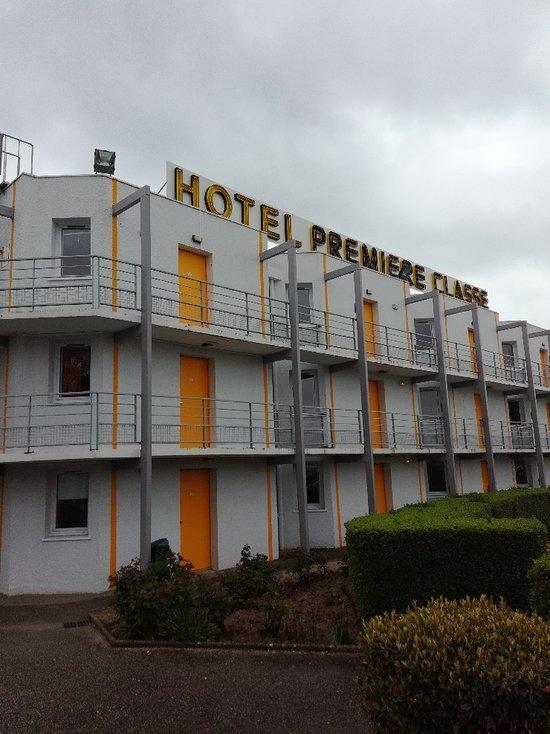 Premiere Classe Cherbourg - Tourlaville