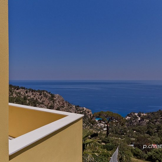 Karpathos Mountain & Sea Villa