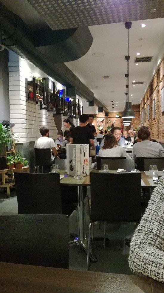 Asombroso Campo Cocina De Un Restaurante Mahopac Ny Inspiración ...
