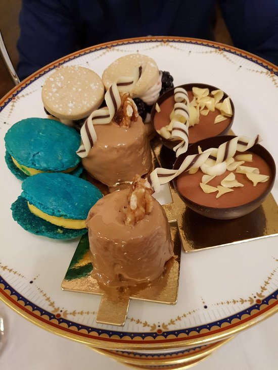 Afternoon Tea At The Waldorf Astoria New York In Pictures And Teas